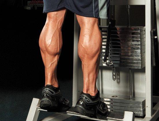 Các bài tập giảm mỡ băp chân, giúp bắp chăn đẹp hơn