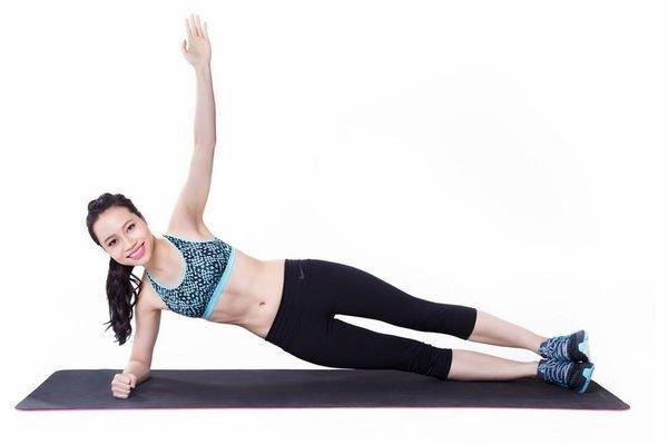 Bài tập plank dành riêng cho phái nữ