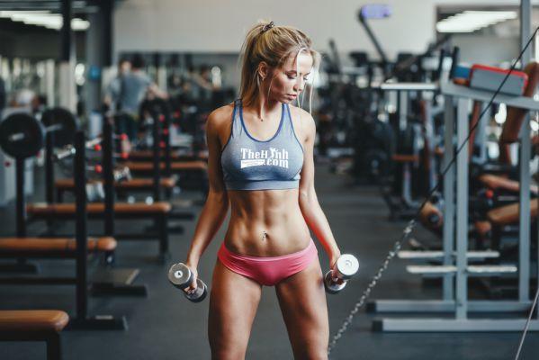 Lịch tập gym giành riêng cho phái nữ