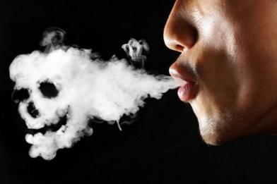 Hãy từ bỏ thuốc lá khi tập gym